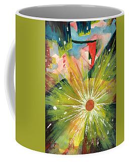 Urban Sunburst Coffee Mug