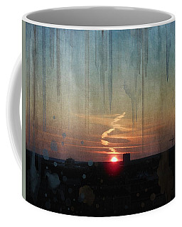 Urban Sunrise Coffee Mug