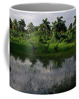 Urban Swamp Coffee Mug