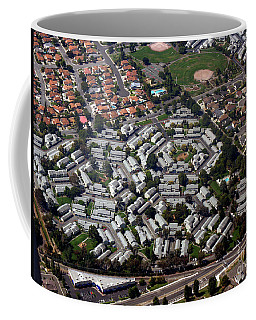 Urban Texture, San Francisco Bay Area, East Bay, California Coffee Mug