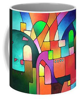 Urbanity Coffee Mug