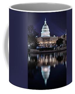 Us Capital Building Coffee Mug