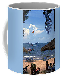 Us Navy Off Pattaya Coffee Mug