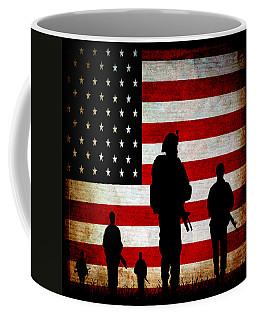 Usa Military Coffee Mug