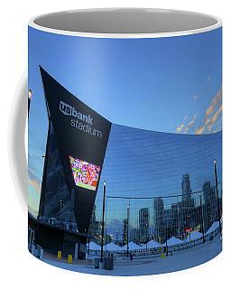 Usbank Stadium Morning Coffee Mug