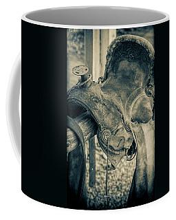 Used Saddle Coffee Mug