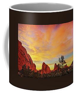 Ushas, The Hindu Goddess Of The Dawn Coffee Mug by Bijan Pirnia