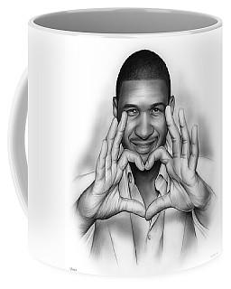 Usher Coffee Mug