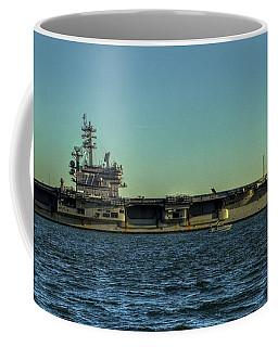 Uss George Hw. Bush Coffee Mug