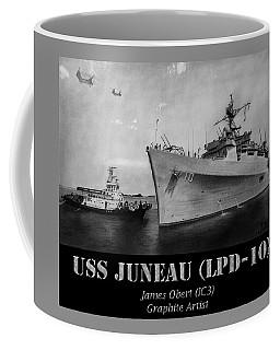 Uss Juneau Lpd 10 Coffee Mug