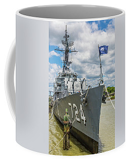 Uss Laffey Dd-724 Coffee Mug