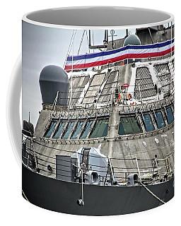 Uss Little Rock Lcs 9 Coffee Mug