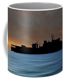 Uss Pearl Harbor 1996 V3 Coffee Mug