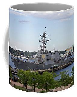 Uss Ramage In New London Coffee Mug
