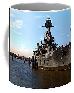 Uss Texas Coffee Mug