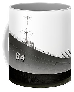Uss Wisconsin - Port-side Coffee Mug