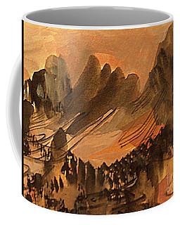 Utah Sunset Coffee Mug