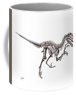 Utahraptor Coffee Mug