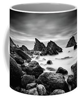 Utopia Coffee Mug by Jorge Maia