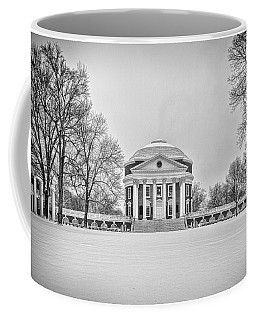 Uva Rotunda Winter 2016 Coffee Mug by Kevin Blackburn