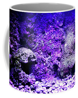 Coffee Mug featuring the photograph Uw Coral Stone 2 by Francesca Mackenney