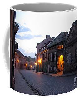 Uzupis Street. Old Vilnius. Lithuania. Coffee Mug