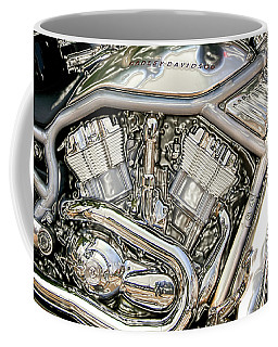 V-rod Titanium Coffee Mug