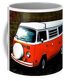 V W Campervan  Coffee Mug
