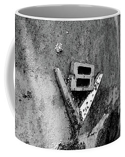 V8 Emblem Coffee Mug