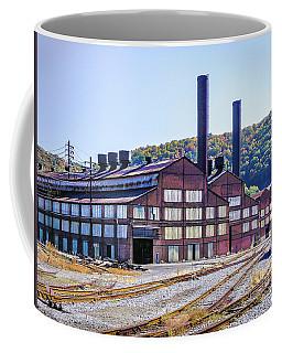 Vacant Steel Mill - Johnstown Pa Coffee Mug