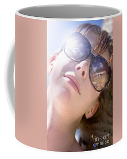 Vacation Reflections Coffee Mug