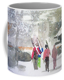 Vail,colorado  Coffee Mug