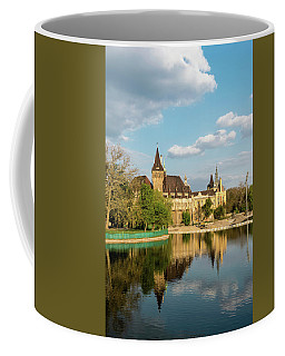 Vajdahunyad Castle Coffee Mug by Steven Richman