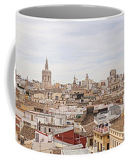 Valencia Panorama Coffee Mug