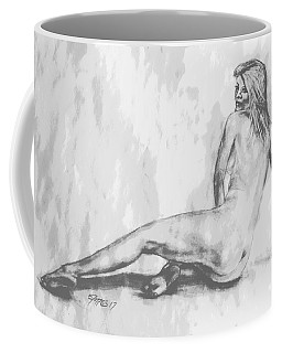 Valentina... Coffee Mug by Edgar Torres