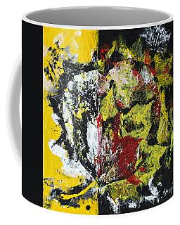 Valentine Leaves Coffee Mug