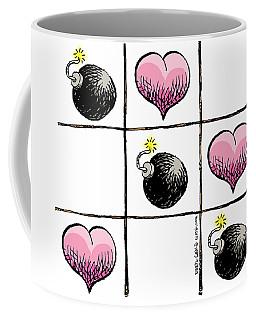 Valentine Violence Coffee Mug
