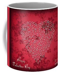 Valentines Day Card 2 Coffee Mug