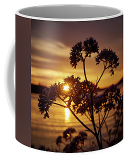 Valerian Sunset Coffee Mug by Jouko Lehto