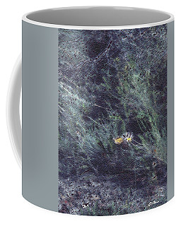 Valiance In A Time Of Drought Coffee Mug