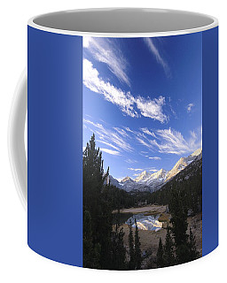 Coffee Mug featuring the photograph Valley Dawn by Sean Sarsfield