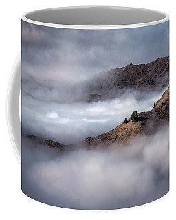 Valley In The Clouds Coffee Mug