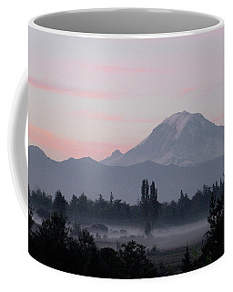 Valley Mists Coffee Mug by Shirley Heyn