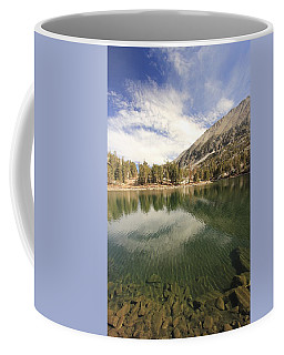 Coffee Mug featuring the photograph Valley Of Dreams by Sean Sarsfield