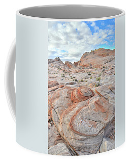 Valley Of Fire Beehives Coffee Mug