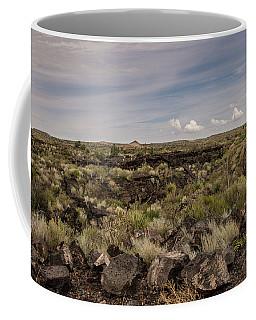 Valley Of Fire Landscape Coffee Mug