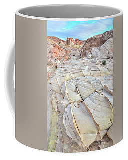 Valley Of Fire Sandstone Coffee Mug