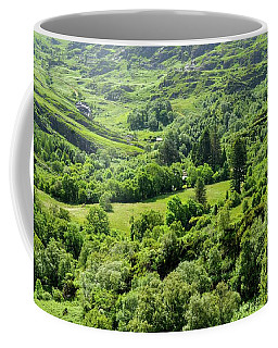 Valley Of Green Coffee Mug