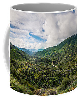 Valley Of Promise Coffee Mug