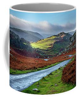 Valley Of Rocks Coffee Mug